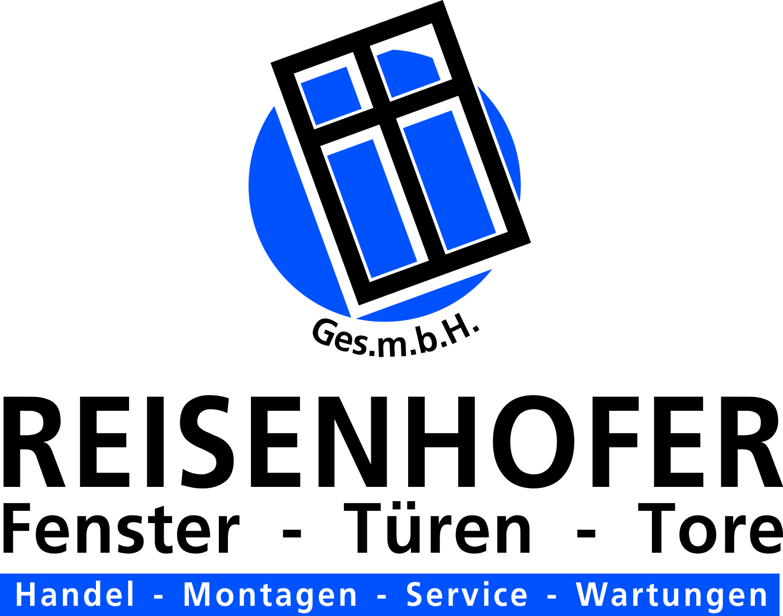 Reisenhofer Aufkleber Logo